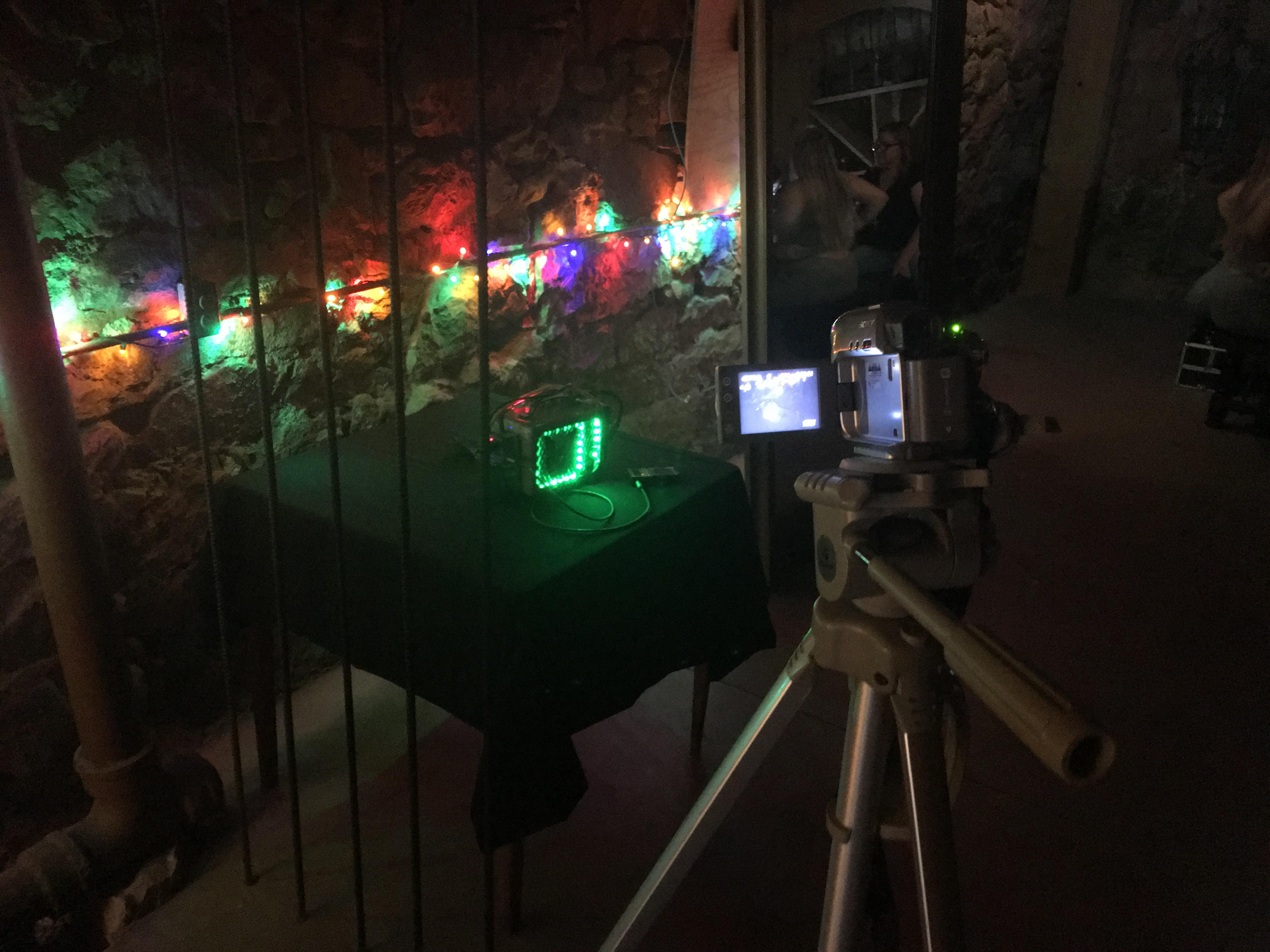 Kinect Kristmas   Rue de la Mort